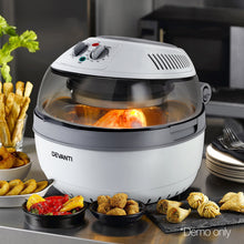 Load image into Gallery viewer, Devanti 10L Air Fryer Oven Cooker - Grey