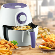 Load image into Gallery viewer, 5 Star Chef 4L Oil Free Air Fryer - White