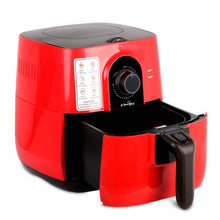 Load image into Gallery viewer, 5 Star Chef 3L Oi Free Air Fryer - Red