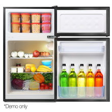 Load image into Gallery viewer, Devanti 85L Bar Fridge - Black