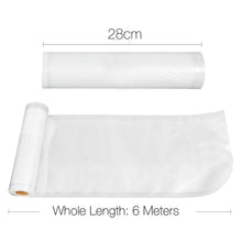 Load image into Gallery viewer, Set of 10 Food Sealer Roll 28cm