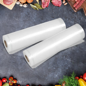 Set of 10 Food Sealer Roll 28cm