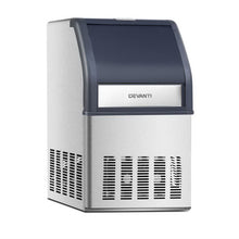 Load image into Gallery viewer, Devanti Commercial 10KG Ice Maker - Stainless Steel