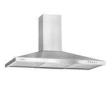 Load image into Gallery viewer, DEVANTi 900mm Rangehood Stainless Steel Range Hood Home Kitchen Canopy