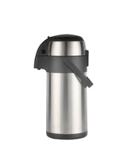Load image into Gallery viewer, Air Pot for Tea Coffee 5L Pump Action Insulated Airpot Flask Drink Dispenser