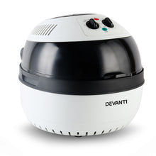 Load image into Gallery viewer, Devanti 10L Air Fryer Oven Cooker - White