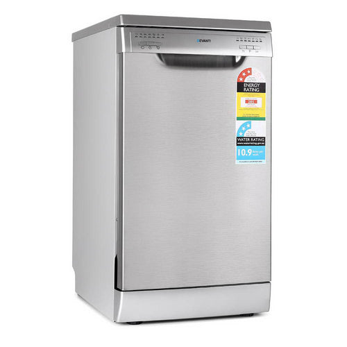 Devanti Staineless Steel Freestanding Dishwasher