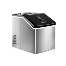 Load image into Gallery viewer, DEVANTi 3.2L Portable Ice Cube Maker Cold Commercial Machine Stainless Steel