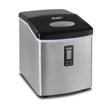 Load image into Gallery viewer, Devanti 3.2L Stainless Steel Portable Ice Cube Maker