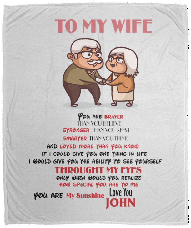 My wife is stronger than me