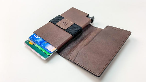 Tonix Wallet - RFID-Blocking Smart Wallet