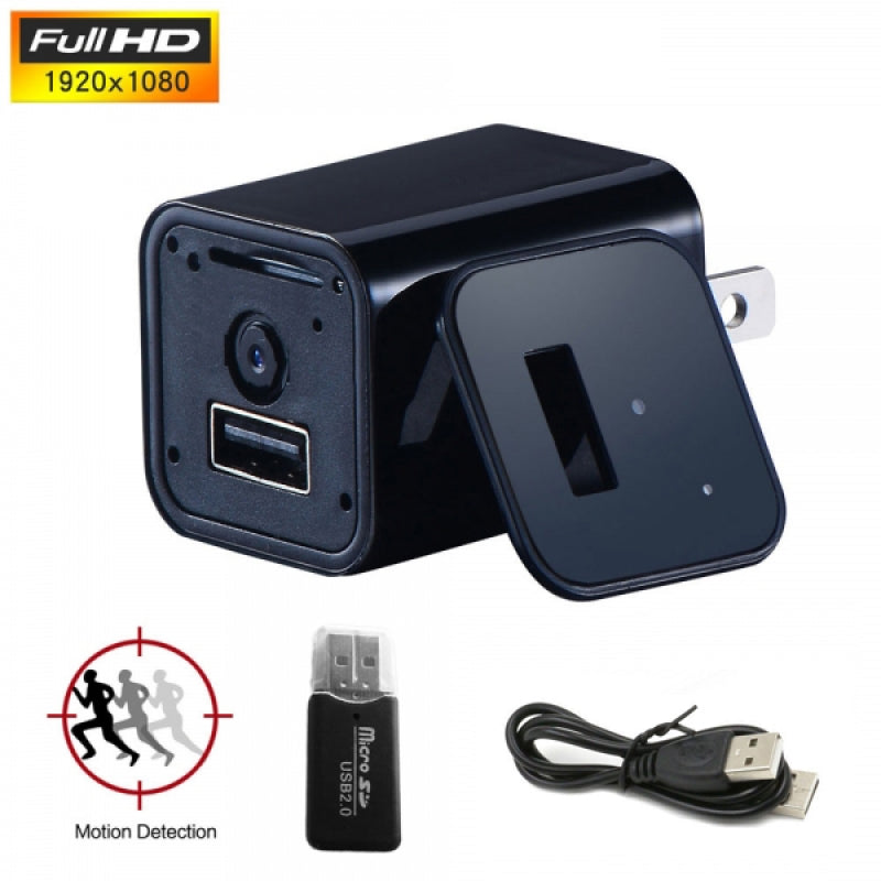 EZspy™️ - HD Quality Mini USB Hidden Spy Camera