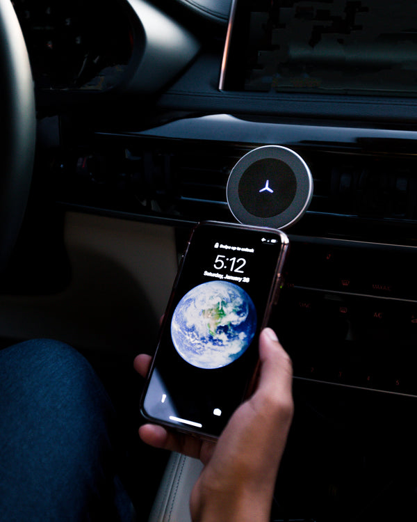 Halo Mount - MAGNETIC WIRELESS CHARGING (70% OFF)