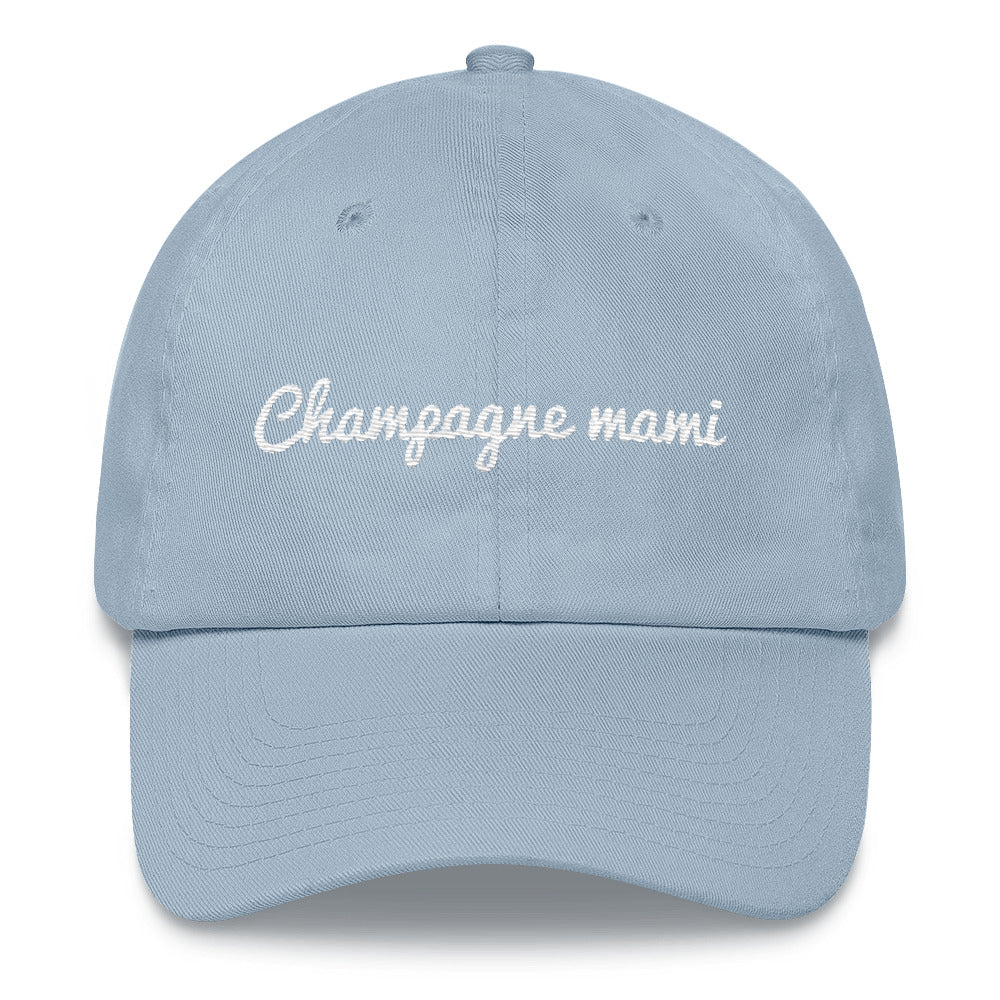 Champagne Mami Hat - Bubbly & Co.