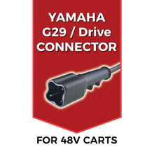 Load image into Gallery viewer, FORM 15 AMP Yamaha G29 Drive & Drive 2 Battery Charger for 48 Volt Golf Carts