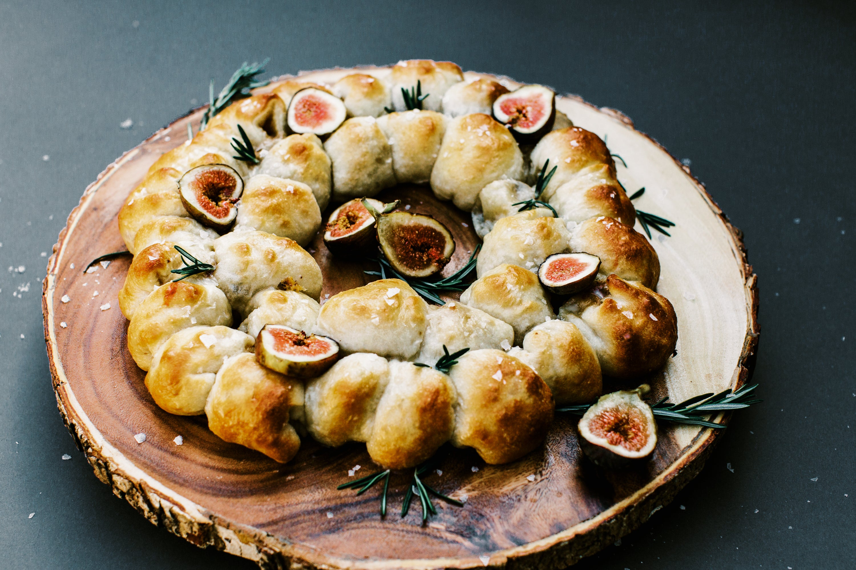 Bread Wreath