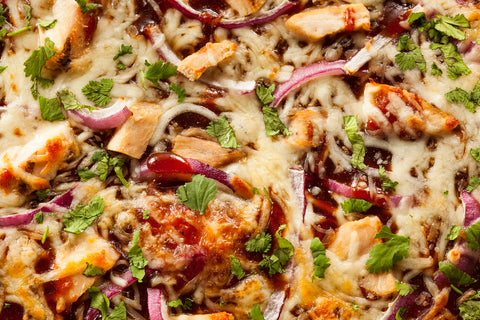 Barista BBQ Chicken Flatbread