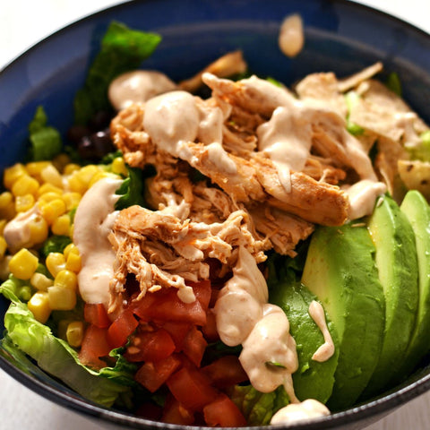 Barista Grilled Chicken Salad
