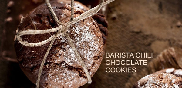 Barista Chili Chocolate Cookies
