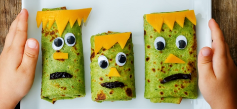 Bellisari's Deliciously Easy Halloween Snack Ideas