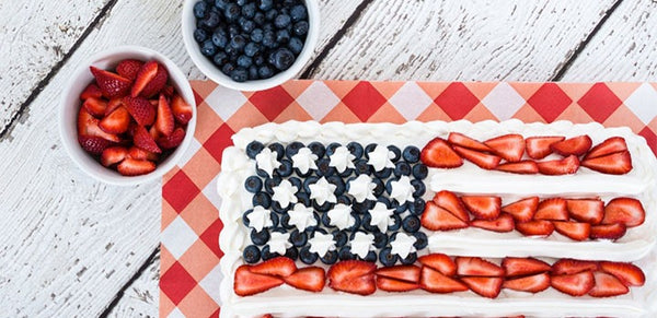 FOURTH OF JULY SIDES