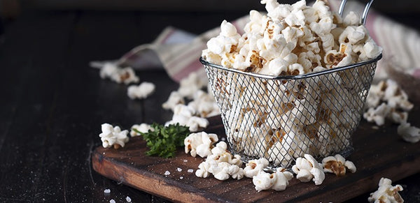 Gourmet make-at-home popcorn ideas