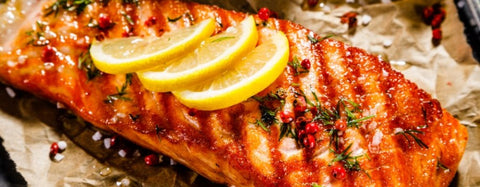 Grilled Fish Tips