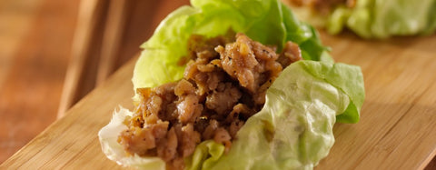 Instant Pot Lettuce Wraps