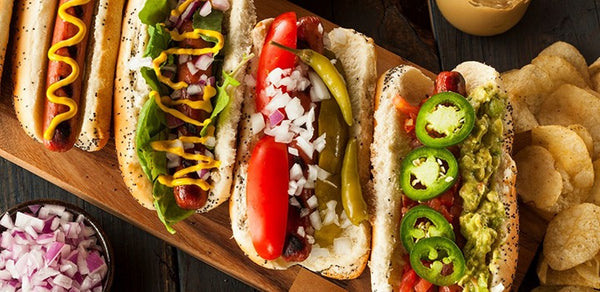 SPICE UP YOUR HOTDOG FOR MEMORIAL DAY