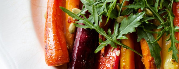 Recipe: Tri Colored Carrots