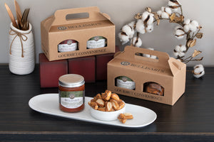 Twin Gourmet Pack: 2 Jars of Product