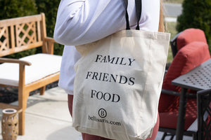 Family, Friends, Food Bag