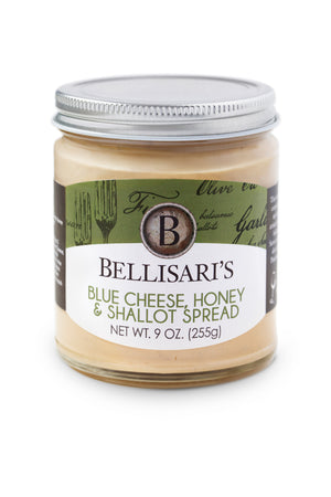Blue Cheese, Honey & Shallot Spread