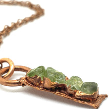 Load image into Gallery viewer, Peridot Pendant