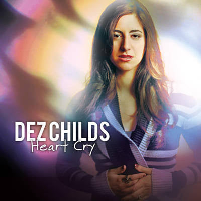 """HEART CRY"" (Physical CD)"