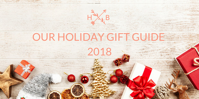 Hunter+Boo Holiday Gift Guide 2018