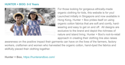 Press Release for Hunter & Boo