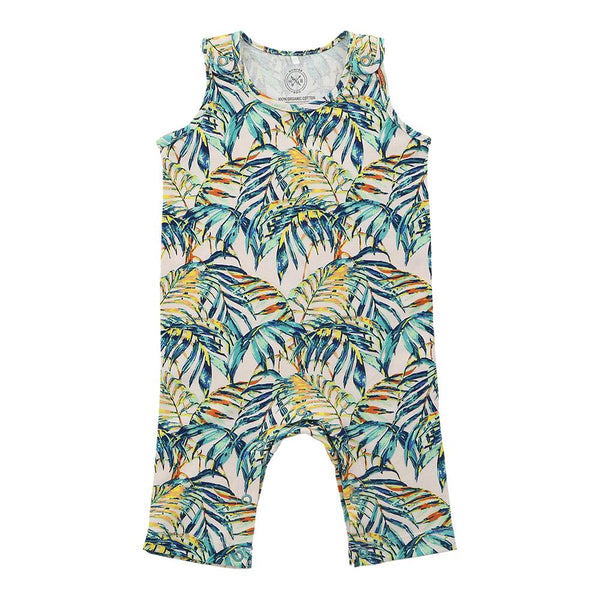 Hunter + Boo Jumpsuit - Palawan Print