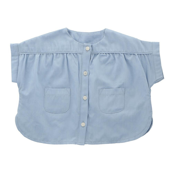 Hunter + Boo Blouse - Chambray