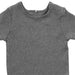 Hunter + Boo T-Shirt - Grey Marl
