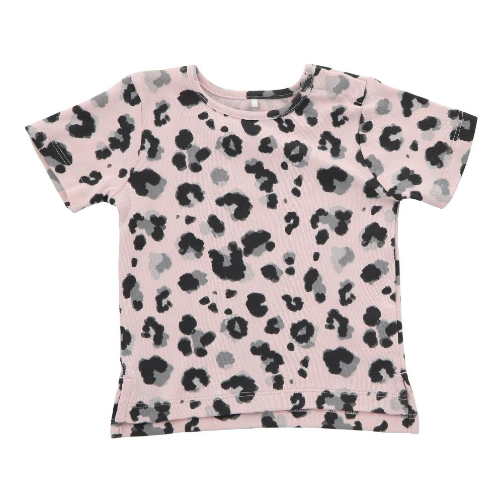 Hunter + Boo T-Shirt - Yala Pink