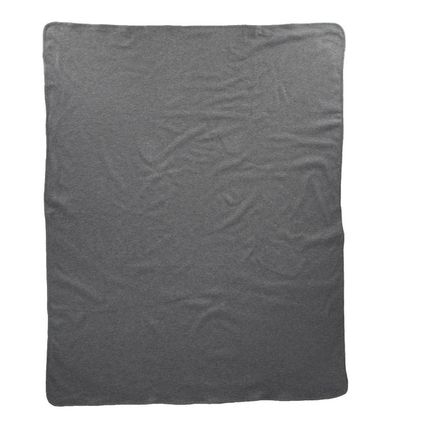 Hunter + Boo Blanket - Grey Marl