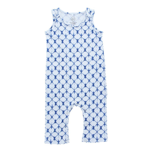 Hunter + Boo Jumpsuit - Shibori Blue