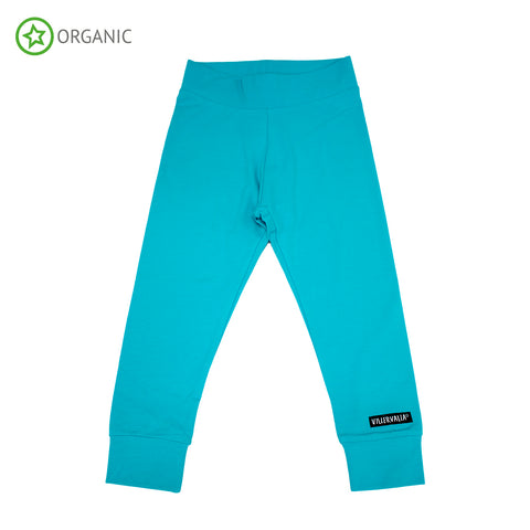 Villervalla Reef Blue Tapered Trousers