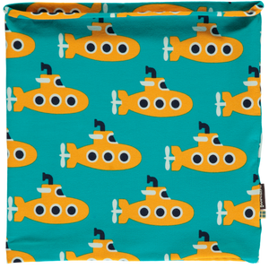 Maxomorra Classics Submarines Tube Scarf