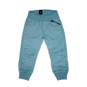 Villervalla Relaxed Canvas Trousers - Cement
