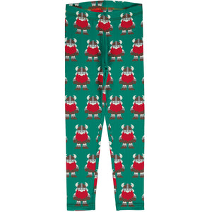 Maxomorra Classics Vikings Leggings