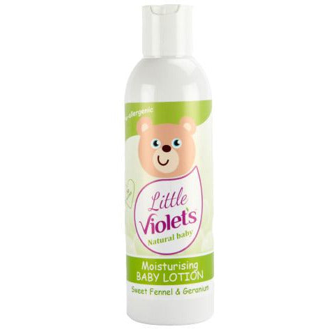 Violet's Baby Lotion 200ml