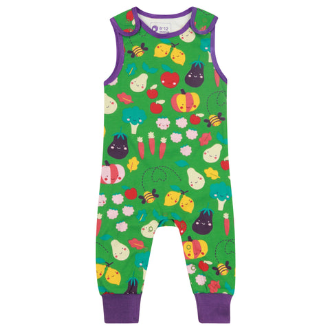 Piccalilly Grow Your Own Dungarees
