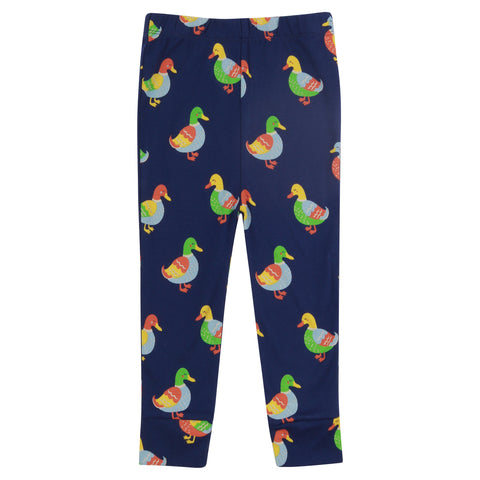 Piccalilly Duck Leggings